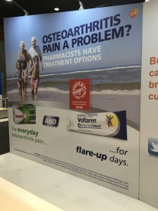 Voltaren at the APP Conference